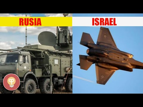 Tersesatnya F-35 ISR43L Oleh Senjata Rahasia Rusia, KRASUKHA