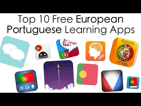 Top 10 free European Portuguese Learning Apps - Portuguese