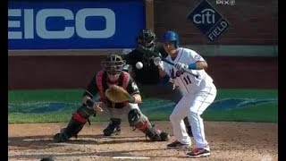 MLB Successful Squeeze Bunts