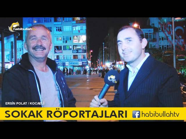 Seçimlerde vatandaşın kararı ne olacak Habibullah tv'den öğrenin
