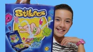 Repeat youtube video Unboxing de Stikeez. Los #Stikeez de Lidl nos invaden¡