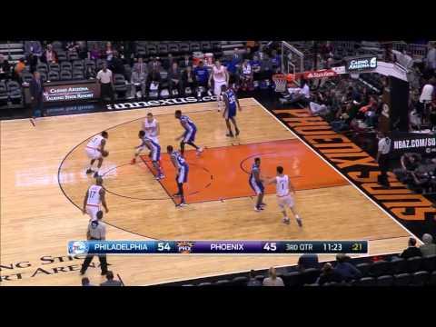 Philadelphia 76ers vs Phoenix Suns | December 26, 2015 | NBA 2015-16 Season