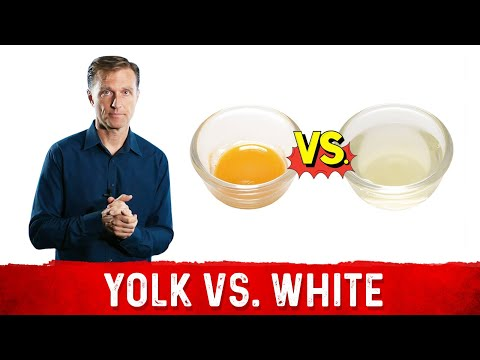 Egg Yolk vs Egg White: What's the Difference?