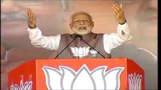 PM Shri Narendra Modi addresses public meeting in Mahasamund, Chhattisgarh