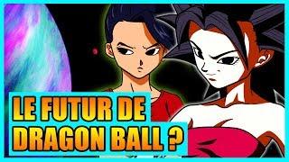 LE FUTUR DE DRAGON BALL AVEC LES SAIYANS DE L'UNIVERS 6 ? - DBREACT #13
