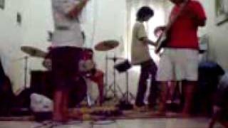 D'ark - gelora asmara (groove bandit cover)