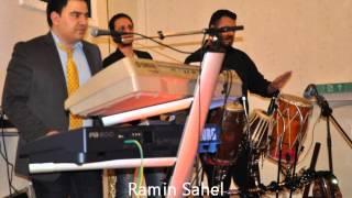 Ramin Sahel,Degar Ashkam Marez, Ahmad Zaher Song, Live in Hamburg