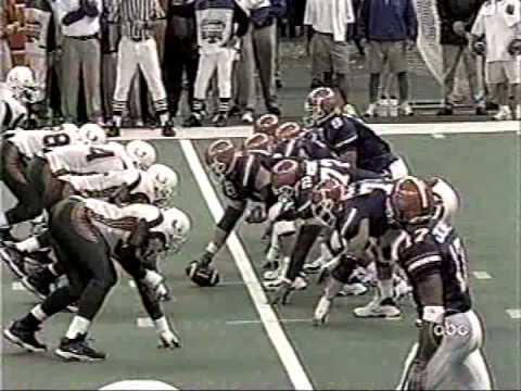 2001 Sugar Bowl #3 Miami (Fl) vs. #7 Florida