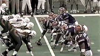 2001 Sugar Bowl #3 Miami (Fl) vs. #7 Florida
