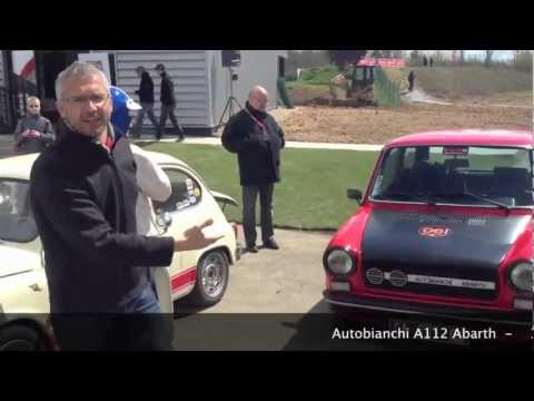 a112 abarth abarth day 2012 circuit de dreux youtube. Black Bedroom Furniture Sets. Home Design Ideas