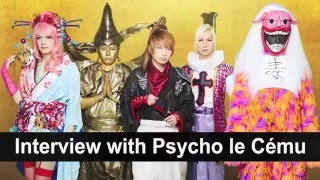 After disbanding in 2006, cosplay-inspired band Psycho le Cému resu...
