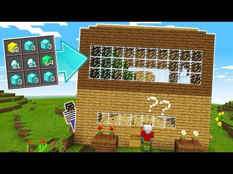 HO TROVATO IL TESORO SEGRETO NEL MONDO DELL' ISCRITTO!! - Casa Iscritto Minecraft ITA