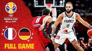 France v Germany was an instant classic!  - Full Game - FIBA Basketball World Cup 2019