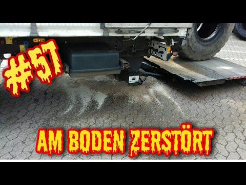 #57 Am Boden zerstrt/ Lkw Doku/ Truck Doku