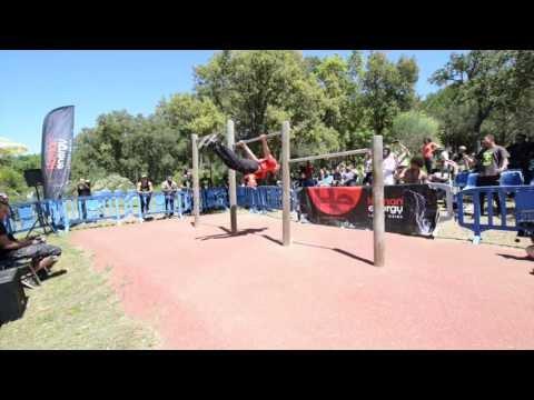 Championnat de France de Street Workout