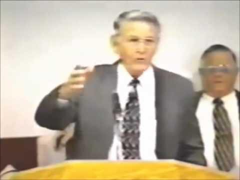 Brother Gerald Cleveland - Eyewitness Testimonies with Brother Branham