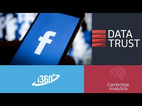 Cambridge Analytica Is Not Alone: i360 and Data Trust Disastrous for Democracy