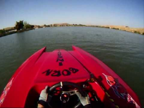 Final Race - Perricone Farms Pro Eliminator Drag Boat