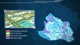 Quy hoạch tổng thể xây dựng đô thị Vĩnh Phúc đến năm 2030, tầm nhìn đến năm 2050