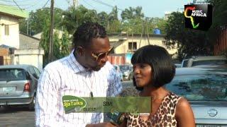 Music Africa TV interviews Simi on Etisalat 9jaTalks