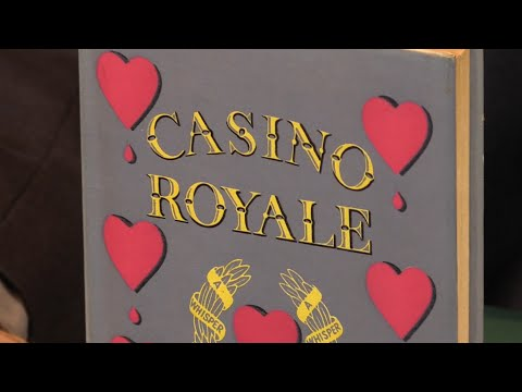 Casino Royale, Ian Fleming. First Edition, 1953. Peter Harrington Rare Books
