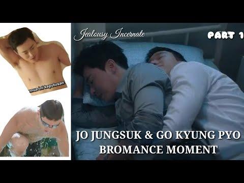 JO JUNGSUK & GO KYUNG PYO #BROMANCE MOMENTS PART 1