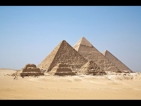 The Haunting With... Great Pyramids Of Giza