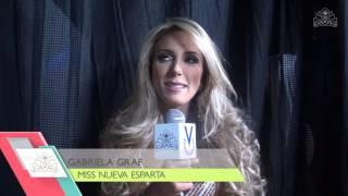 Gabriela Graf es Miss Nueva Esparta 2013
