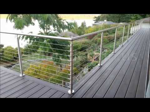 Stainless Steel Railings for Offices and homes