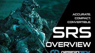 Desert Tech SRS: Rifle Overview Thumbnail