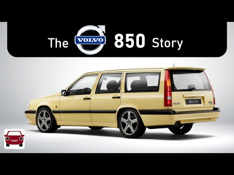 The Volvo 850 Story