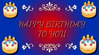 Happy Birthday To You New 2020 Video