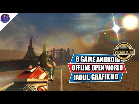 6 Game Android Offline Open World Jadul Premium dengan Grafik HD - 동영상