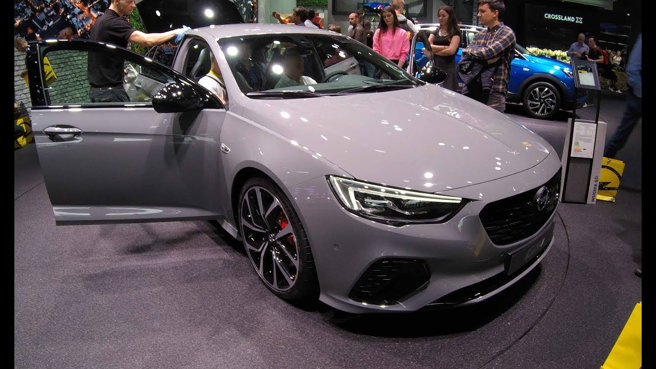 opel insignia grand sport gsi 4x4 turbo new model 2017 walkaround interior youtube. Black Bedroom Furniture Sets. Home Design Ideas