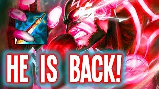 FLASH AOV: OUTPLAY MAGE IS BACK! (BURST BUILD) | Arena of Valor Flash ROV