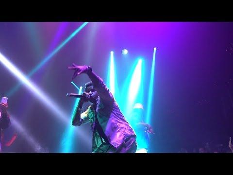 Das EFX at LAX Nightclub on March 16, 2017