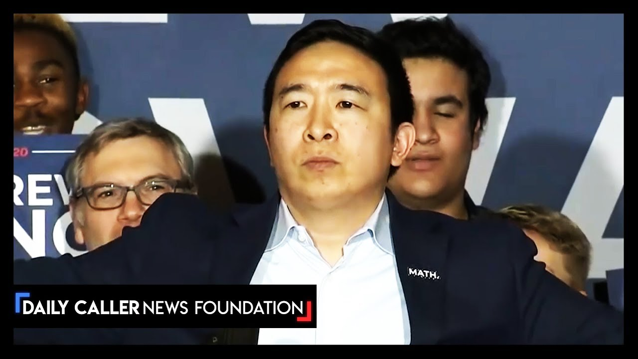 Andrew Yang is Out! - DC Shorts