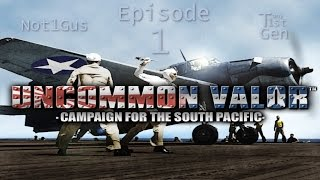 Battle of the Coral Sea: AAR Pt1 (Uncommon Valor)