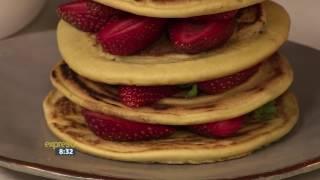 Blood Health: Cassava Flour Pancakes