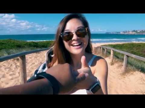 BRISBANE TO BYRON BAY  | SWEETS & BAE VLOG 29