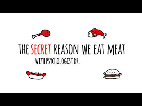 The Secret Reason We Eat Meat