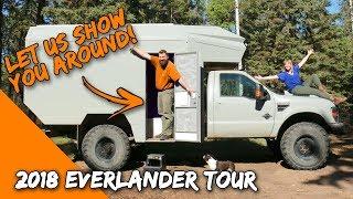 2018 Everlander Tour - How to Build an Overlander