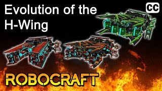 The Evolution of the H-Wing
