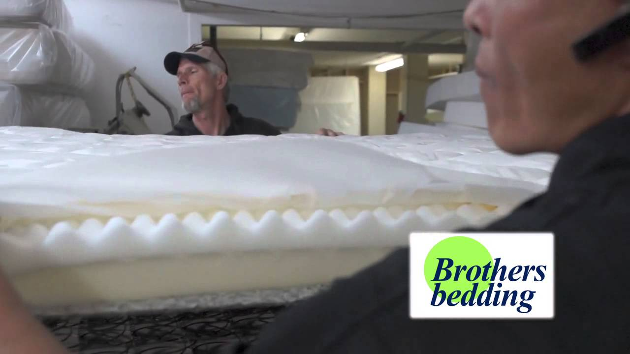 brothers bedding your custom mattress store in knoxville tn youtube. Black Bedroom Furniture Sets. Home Design Ideas