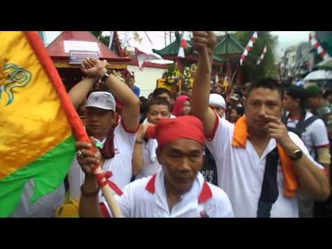 Fat Cu Kung Bio - Kirab Budaya 2016 Jakarta