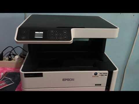 review epson M2140 fotocopy mini