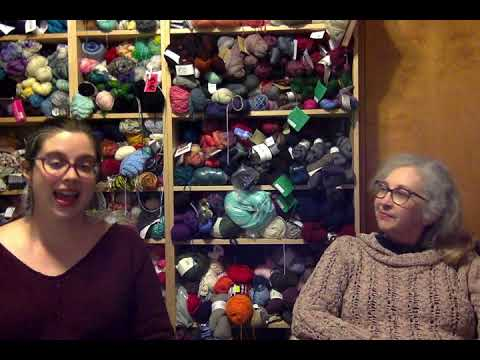 Knitting In Our Genes   Episode 191  Indie Untangled Was Great