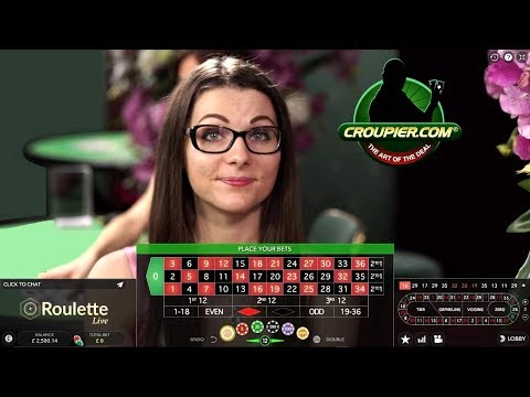 Online Roulette WIN or £2,500 Loss!? Live Roulette Dealer Real Money Play at Mr Green Online Casino