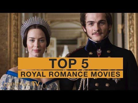 TOP 5: Royal Romance Movies