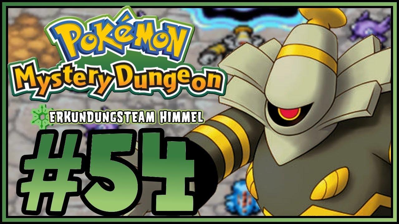 pokemon mystery dungeon erkundungsteam himmel nds
